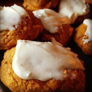 Sarah Nelms pumpkin cookies