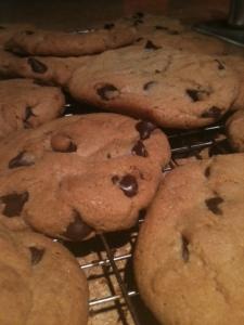 duck egg cookies
