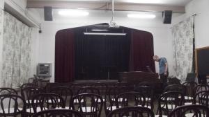 Quad auditorium